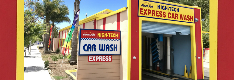 Grand Prix Express Car Wash in San Pablo, CA banner image