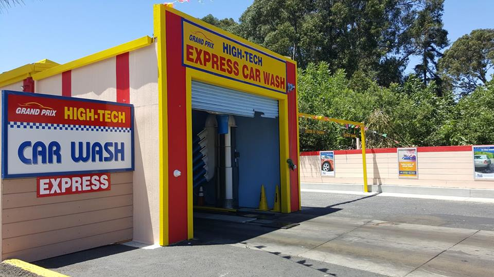Express Car Washing near El Sobrante, CA