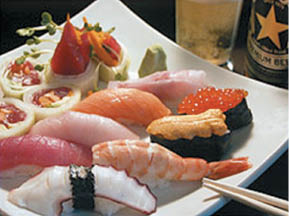 get sushi, sashimi and more near Southhaven