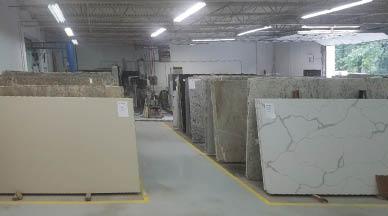 photo of marble slabs at Granite City Inc in Livonia, MI
