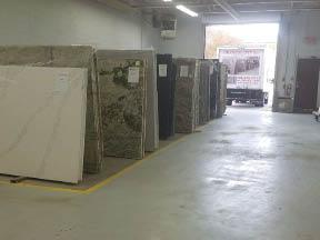 photo of granite remnants from Granite City Inc in Livonia, MI