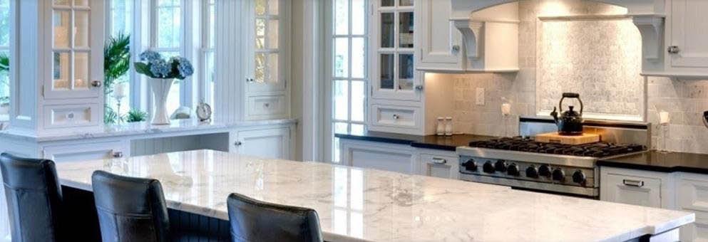 photo of kitchen with granite from Granite City Inc in Livonia, MI