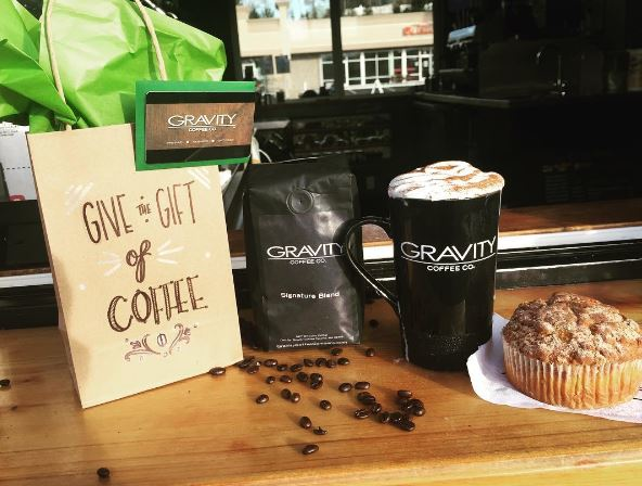 Come through our double drive-thru to enjoy fresh brewed coffee from Gravity Coffee Company in Maple Valley, WA