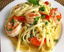 Italian, pasta, pizza, wraps, seafood, vegetarian, gluten free