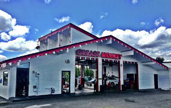 Grease Monkey shop in Federal Way, WA - oil changes & more