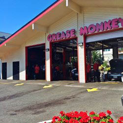 Grease Monkey shop in Seattle, WA - oil changes & more