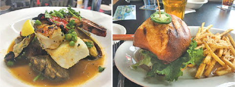 Fishermen's Terminal dining in Seattle restaurant coupons near me - Highliner Public House - Seattle dining coupons near me