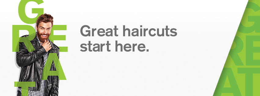 Great Clips offers haircuts and hair styles for the entire family