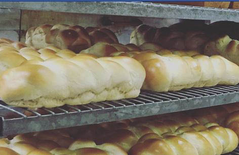 photo of bread baking at Great Harvest Bread Co. in Birmingham, MI