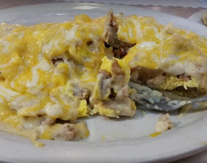 photo of omelet from Great Lakes Family Dining in Sterling Heights, MI
