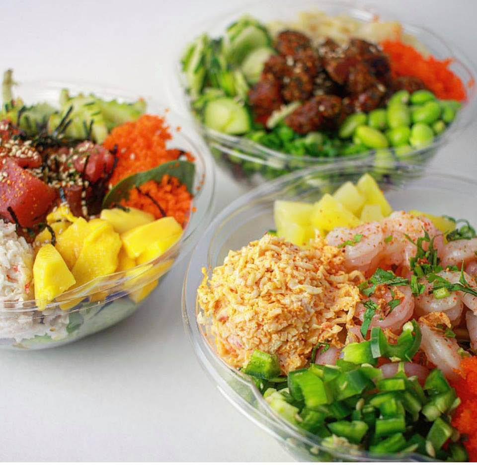 Deliciously Fresh - It's Just Poke - Bellevue, WA - Bellingham, WA - Issaquah, WA - Kirkland, WA - Redmond, WA - Renton, WA - Seattle, WA