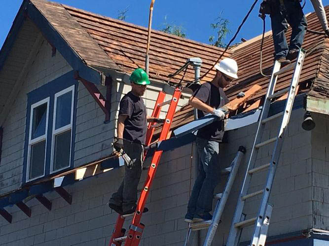 Green Built Exteriors LLC - professional roofers - roofing contractors - Sumner, WA - roofing company - roofing coupons