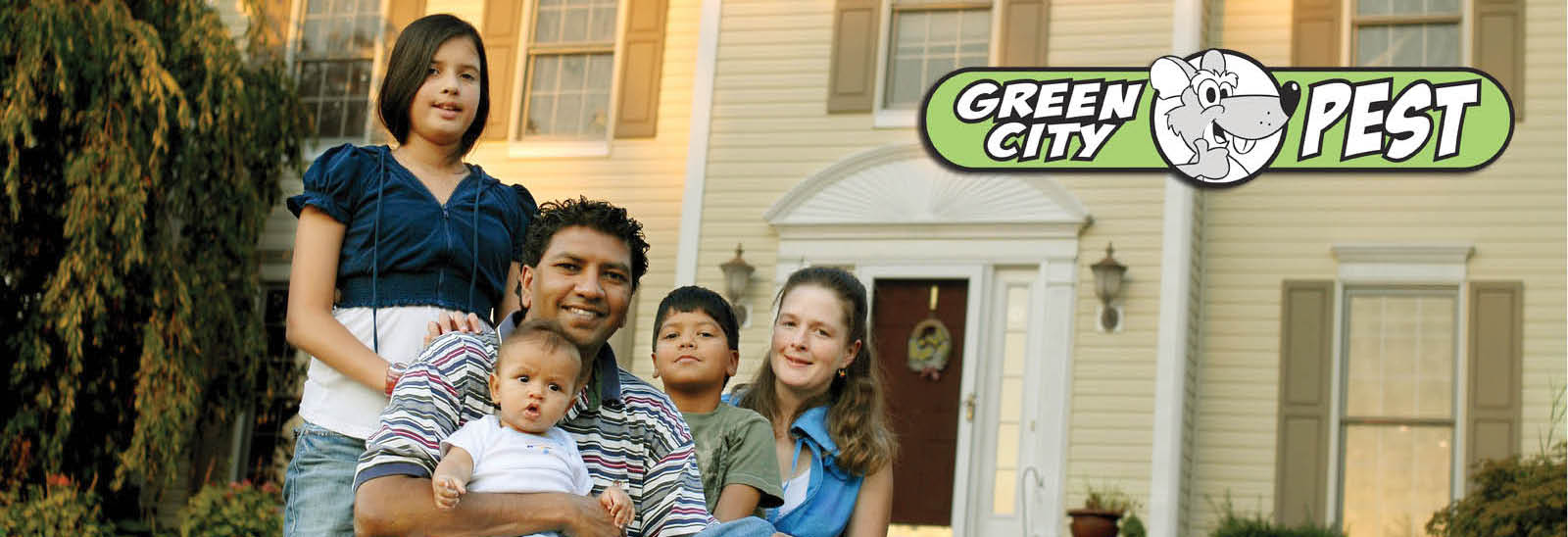 Green City Pest Control main banner image - Maple Valley, WA