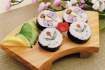Green Ginger Sushi