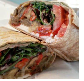 Wraps available at Green Life Market in Andover NJ