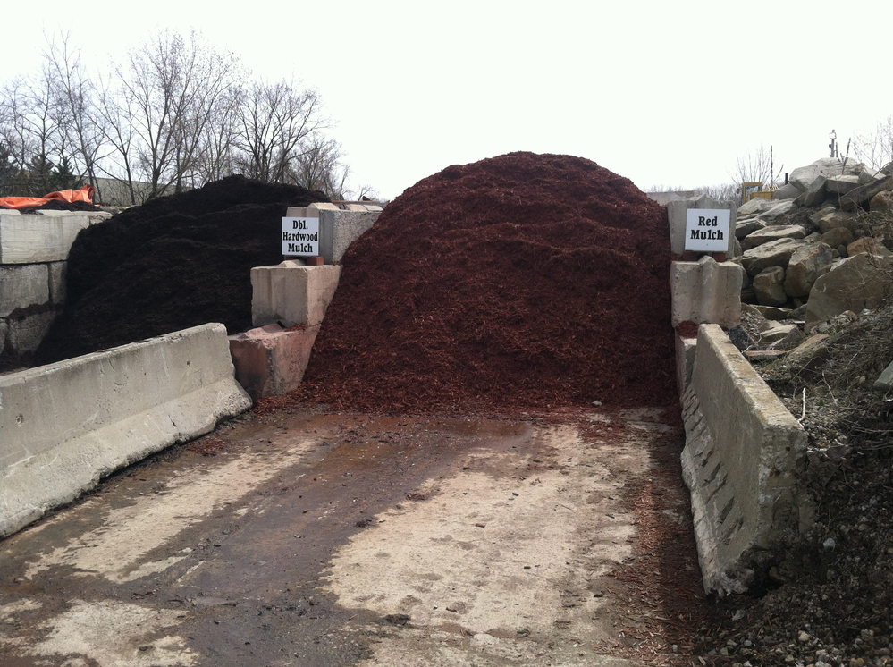 mulch sale at grindstone landscape supply co