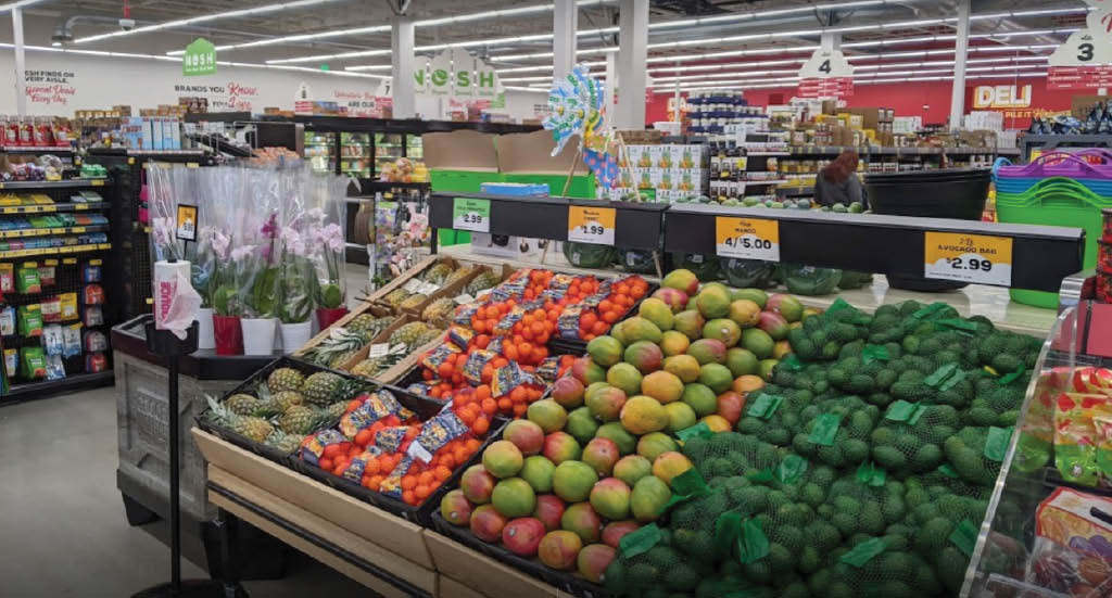 Fresh produce at terrific prices at the South Hill Grocery Outlet in Puyallup, WA - Grocery Outlet coupons near me - Grocery Outlet near me - grocery coupons near me