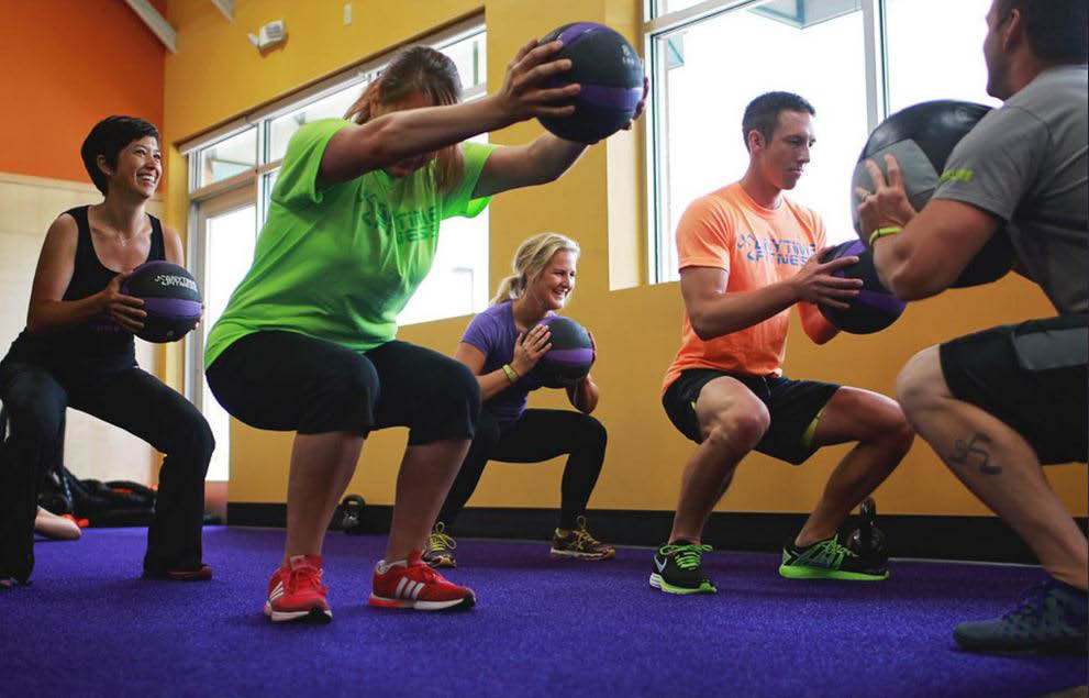Get to a healthier place - Anytime Fitness - Lynnwood, Washington - get fit - lose weight - get stronger - fitness club coupons near me - group fitness training - group fitness classes
