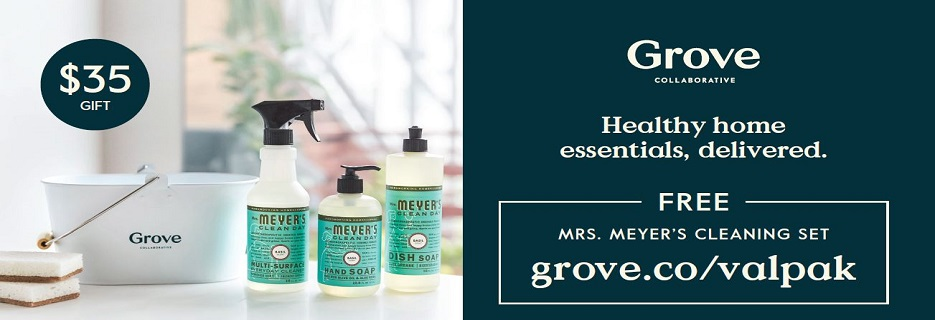 Grover Collaborative main image - Mrs. Meyer's Cleaning Set