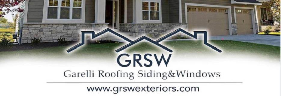 GRSW|Garelli Roofing Siding & Windows-Schaumburg, IL banner