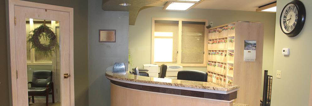 Gunnell Dental, Front Office