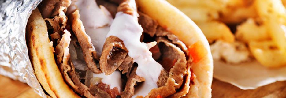 Gyros Inn Traditional Greek Food Milwaukee Logo