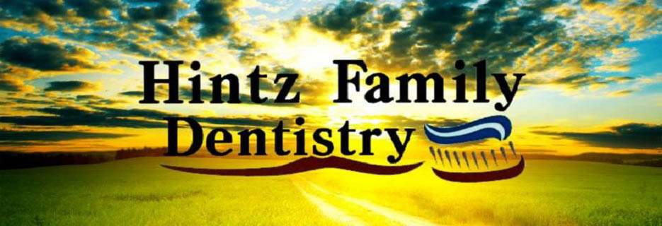 Hintz Family Dentistry in Iowa banner