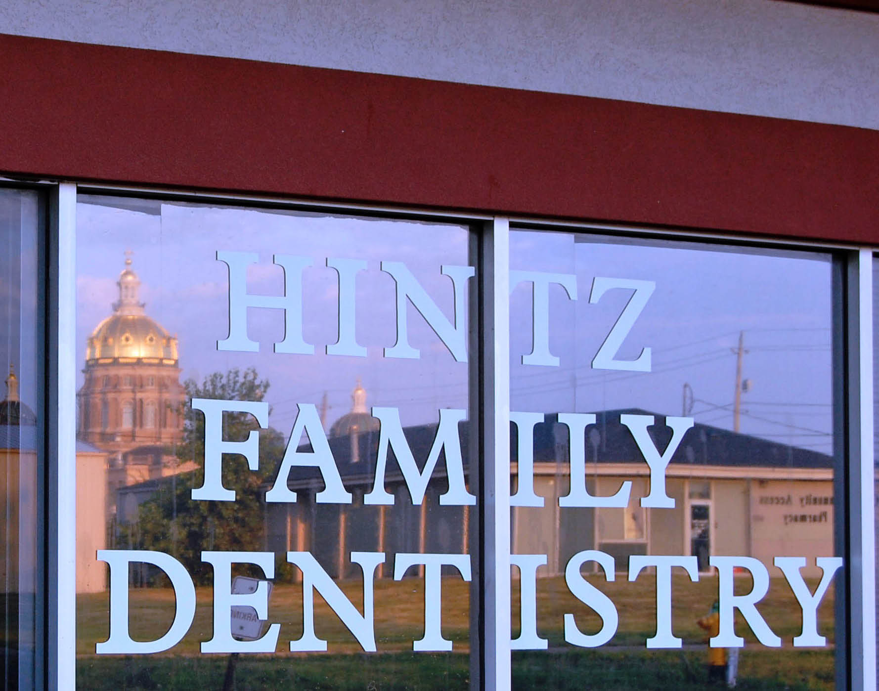 Hintz Family Dentistry dentist office in Des Moines IA