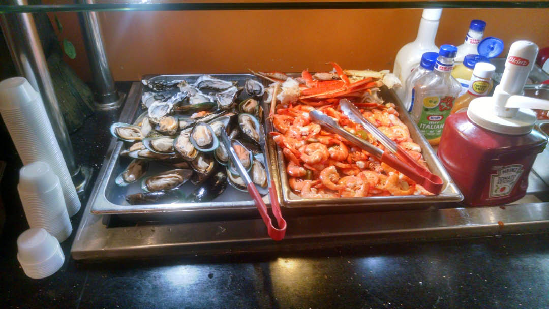 Oysters and shrimp, fresh every day in Machesney Park
