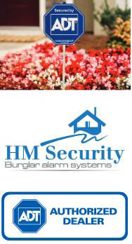 HM Security - Authorized Provider of ADT Security Systems