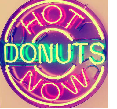 Donuts, Amazing Sandwiches, Croinuts, Paninis, Lunch, Bagels, Breakfast Croissants, Muffins, Coffee, Cappuccinos