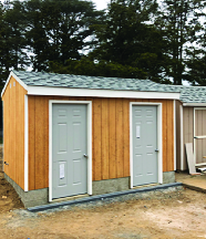 outdoor shed maintenance HP Maintenance & Construction Inc huntington station, ny