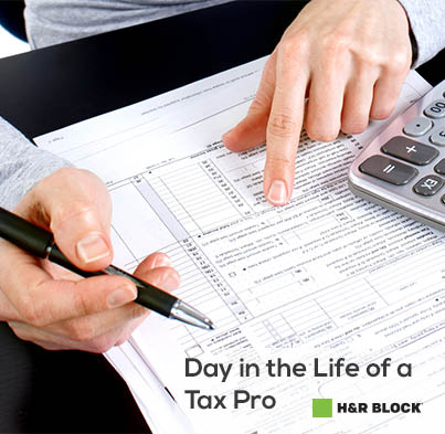 H&R Block Income Tax professionals in carroll county, md