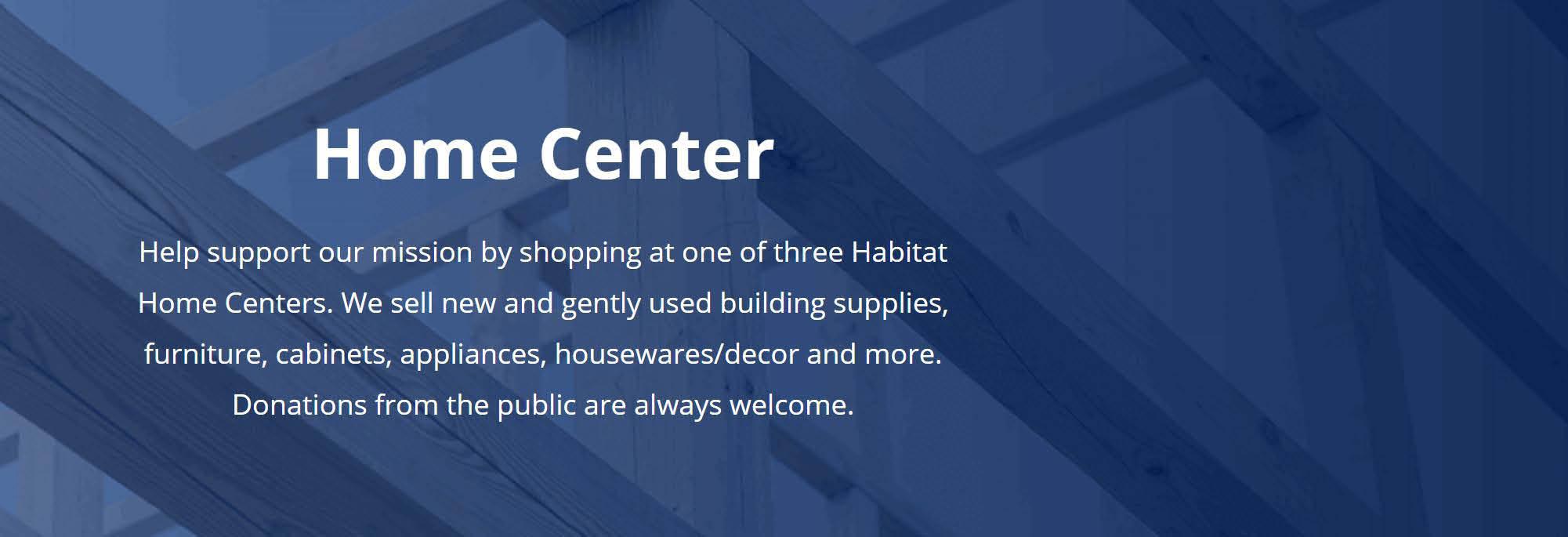 Habitat for Humanity of San Antonio Banner