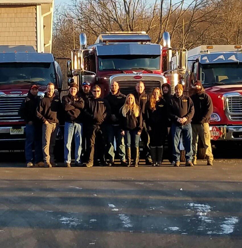 Employees of Hackettstown Oil in Hackettstown NJ