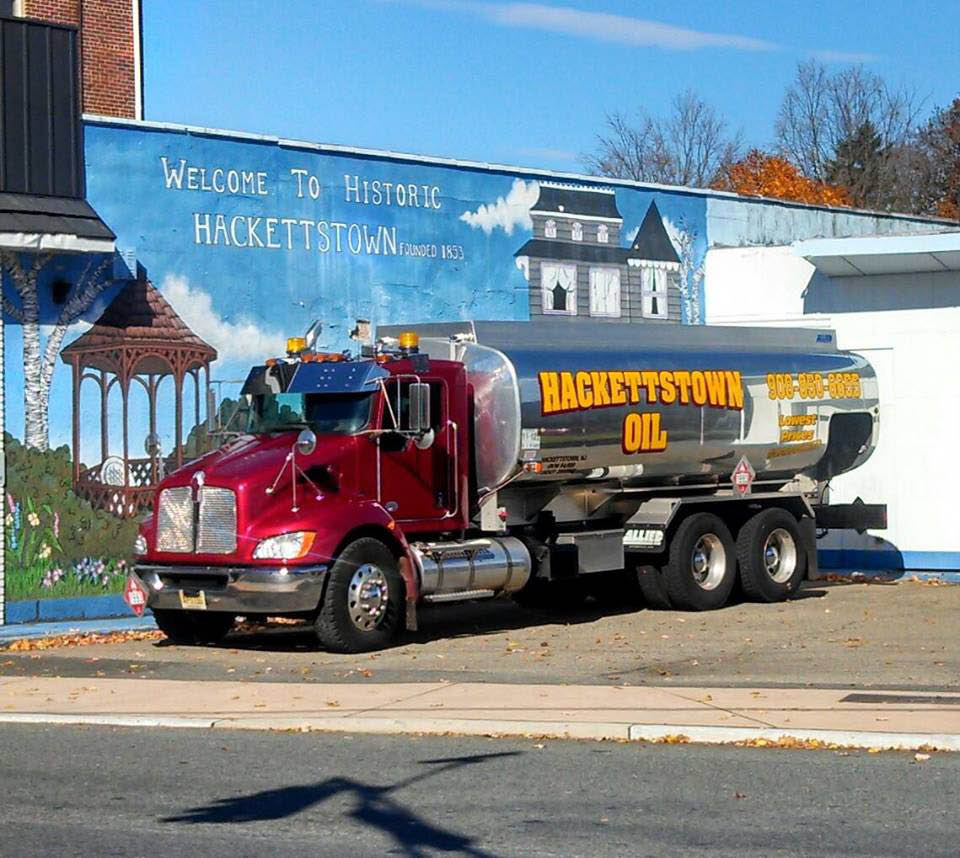 Oil Delivery from Hackettstown Oil in Hackettstown NJ