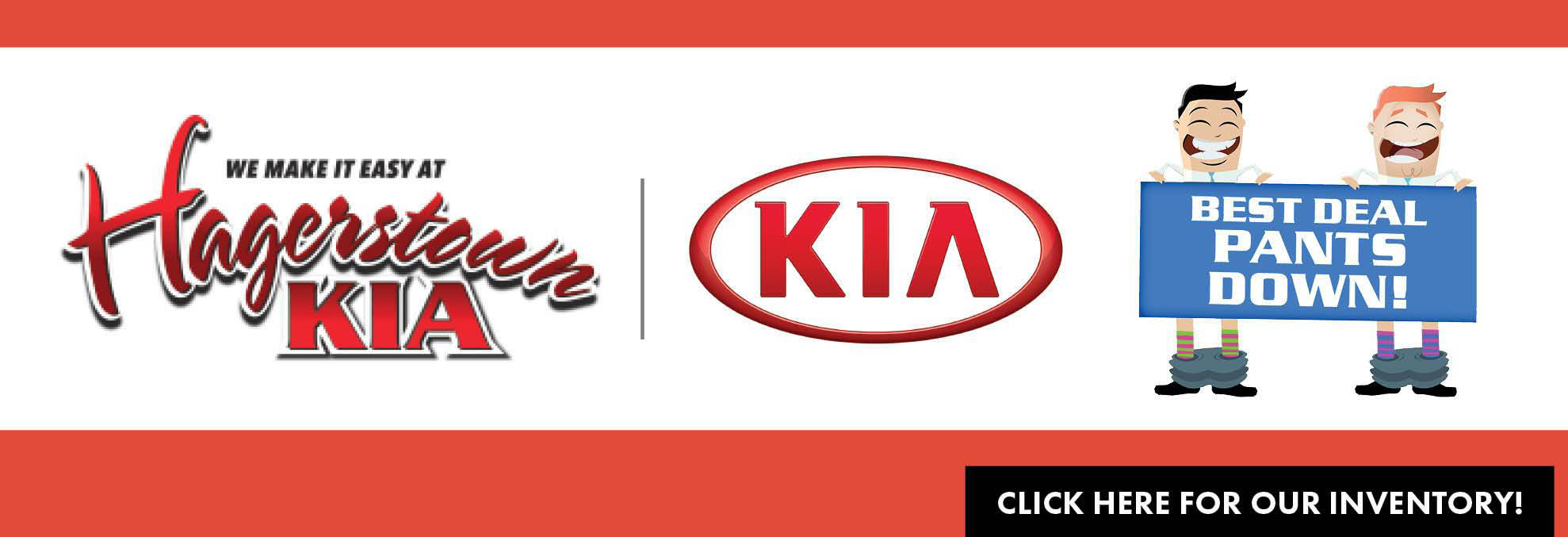 It's Savings Time At Hagerstown Kia banner