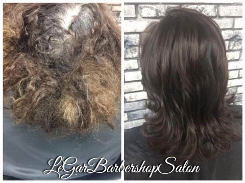 Hair-Before-After