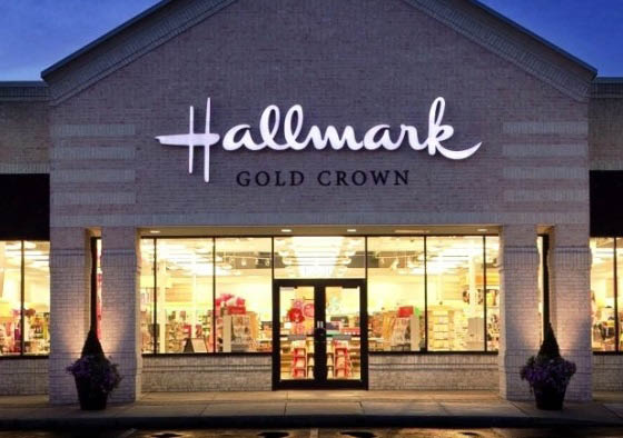 Hallmark store near St Louis