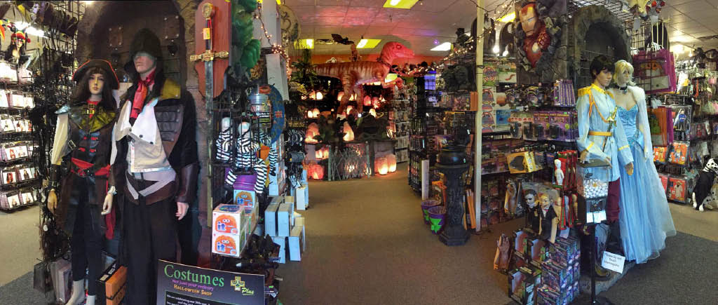 Halloween Decorations at Costumes Plus