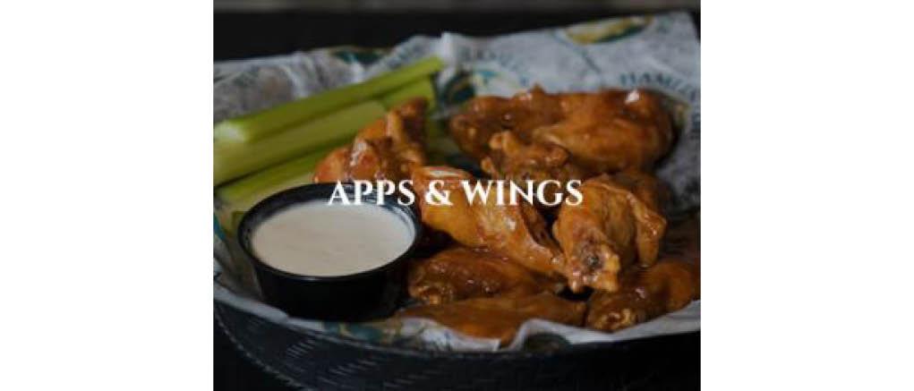 Wings-appetizers