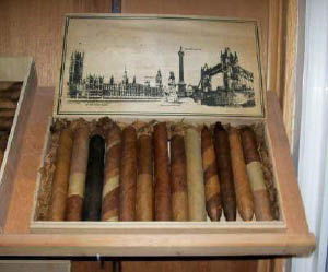 hand rolled cigars cigars rolled in house