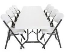 Table & Chair Rental in Layton, Utah