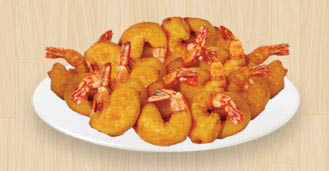 photo of shrimp from Happy's Pizza in Clinton Township, MI