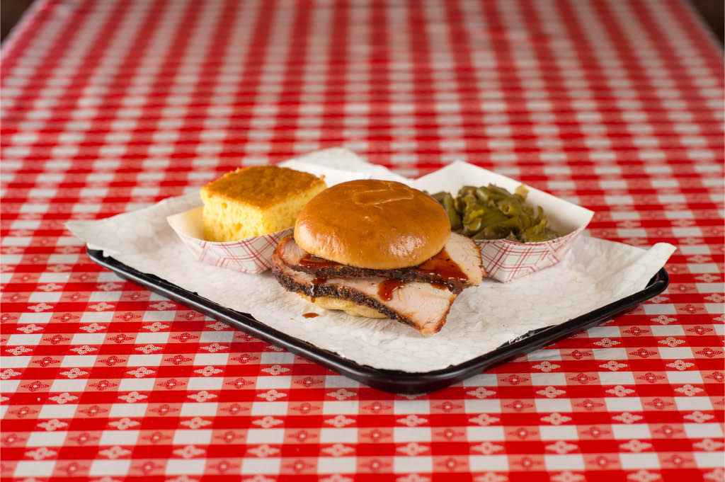 harmon's bbq sandwich ft wright kentucky