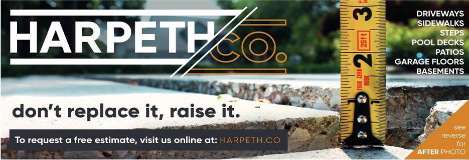 Harpeth Co. in Nashville, TN banner
