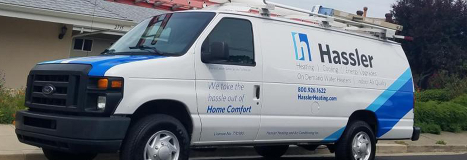 Hassler Heating & Air Conditioning, Inc. banner