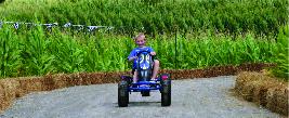 Pedal Go Carts at Heaven Hill Farm in Vernon NJ