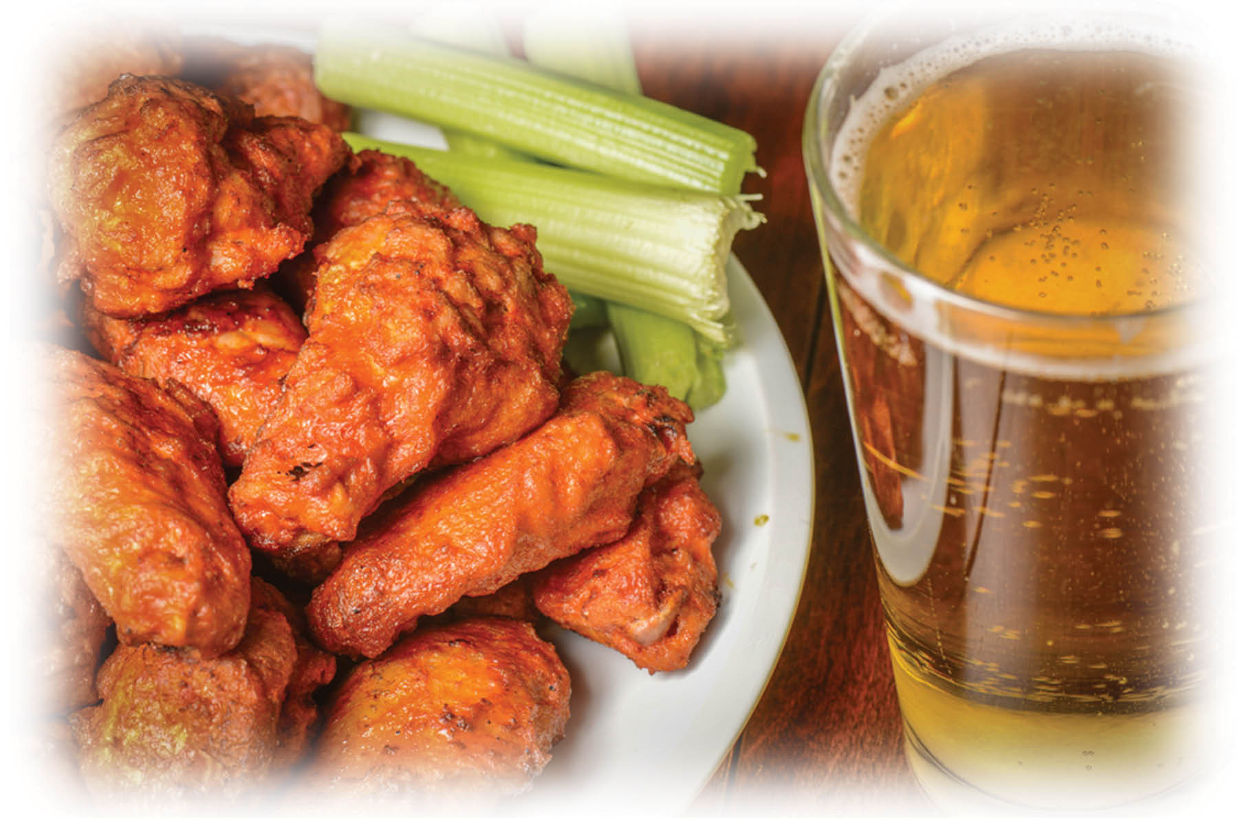 Heavenly Chicken and Ribs - Chicken Wings, Chicken Sandwiches,
