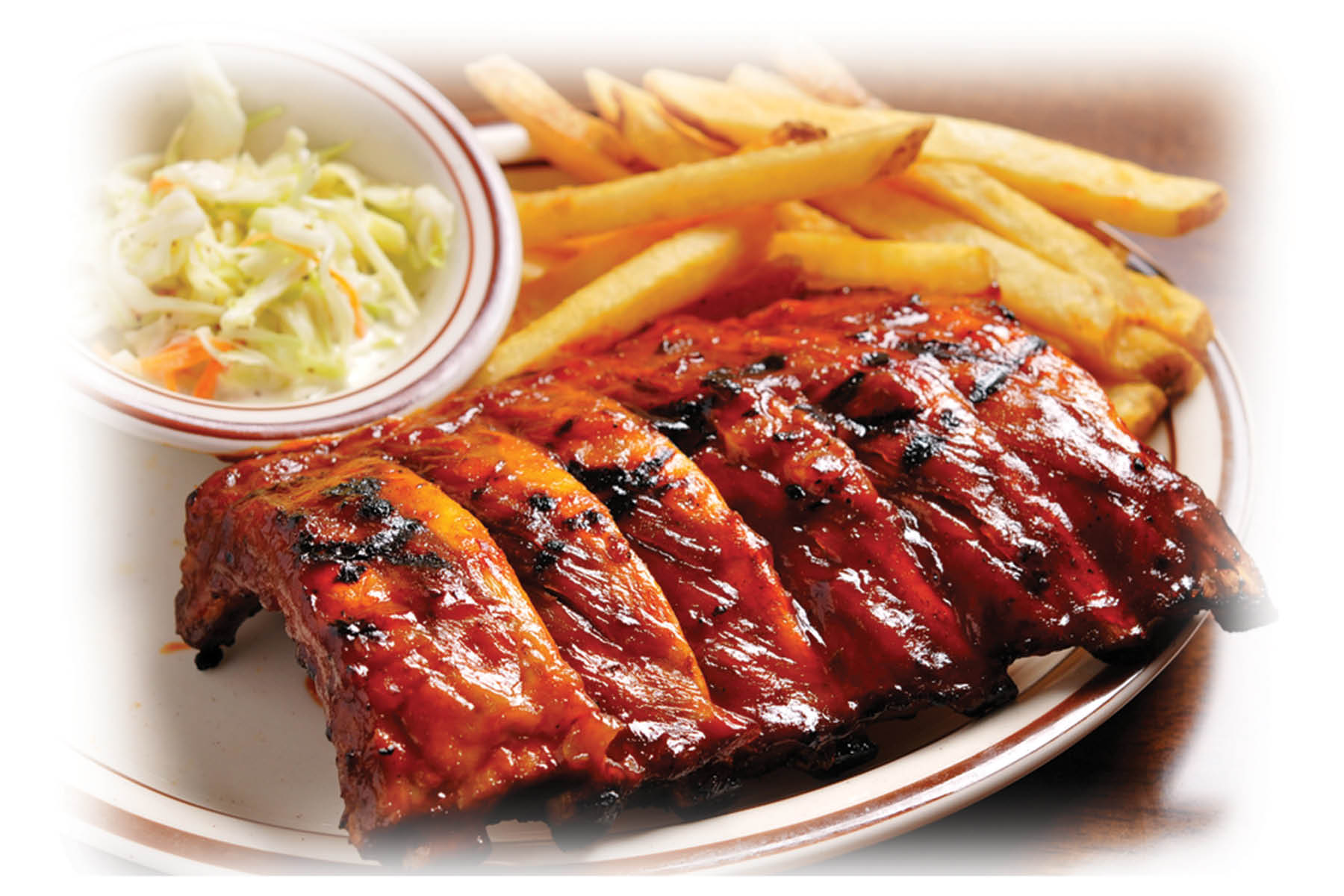 Heavenly Chicken and Ribs - Ribs